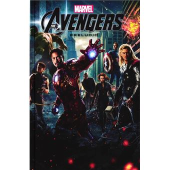 Marvel Cinematic Collection - The Avengers 2 - Preludio