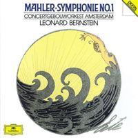 Mahler: Sinfonia Nº1 Bernstein