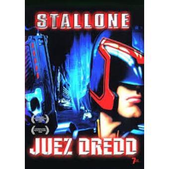 Juez Dredd - DVD