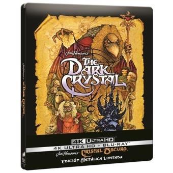 Cristal Oscuro - Steelbook UHD + Blu-Ray - Ed Limitada