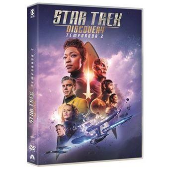 Star Trek Discovery - Temporada 2 - DVD