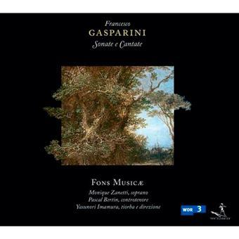 Gasparini - Sonate e Cantate