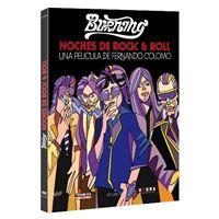 Burning. Noches de Rock & Roll - DVD