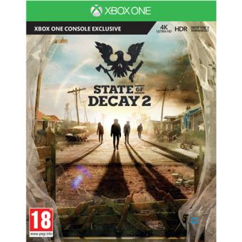 State Of Decay 2 XBox One