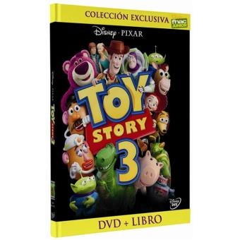 Toy Story 3 - Exclusiva Fnac - DVD + Libreto