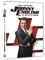 Johnny English 3: De nuevo en acción - DVD
