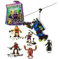 Figura articulada Giochi Preziosi Tortugas Ninja