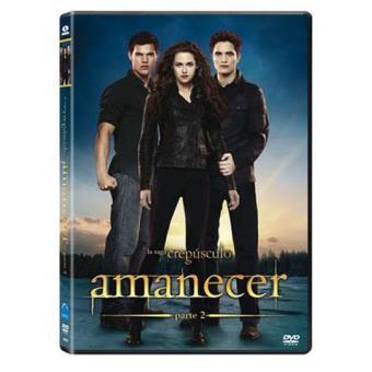 Crepúsculo: Amanecer Parte 2 - DVD