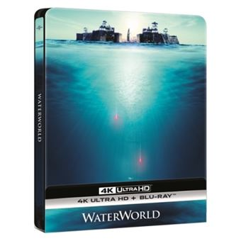 Waterworld - Steelbook + Blu-ray