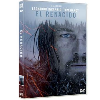 El renacido (The Revenant) - DVD