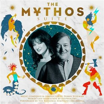 The Mythos Suite - Stephen Fry - Debbie Wiseman - Disco | Fnac