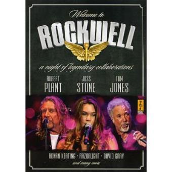 Rockwell (Formato DVD)
