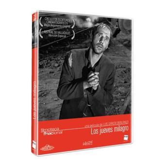 Los jueves, milagro - Exclusiva Fnac - Blu-Ray + DVD