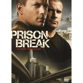 Prison Break - Temporada 4 - DVD - Varios Directores - Wentworth ...