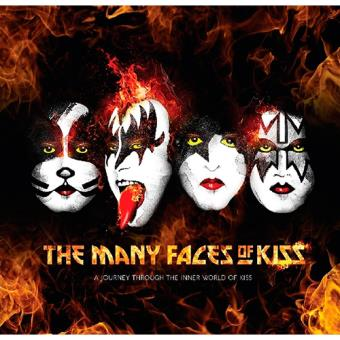 The Many Faces of Kiss (3 CD)