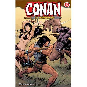 Conan El bárbaro (integral) nº 05/10