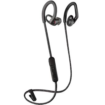 Auriculares Bluetooth Plantronics Backbeat Fit 350 Negro
