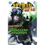 El Batman que ríe nº 02 - Grapa