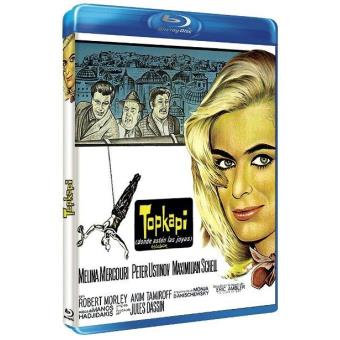 Topkapi - Blu-Ray