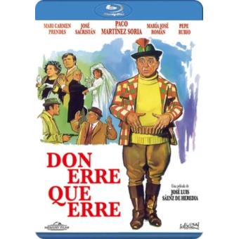 Don Erre que Erre - Blu-Ray