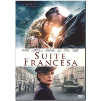 Suite francesa - DVD