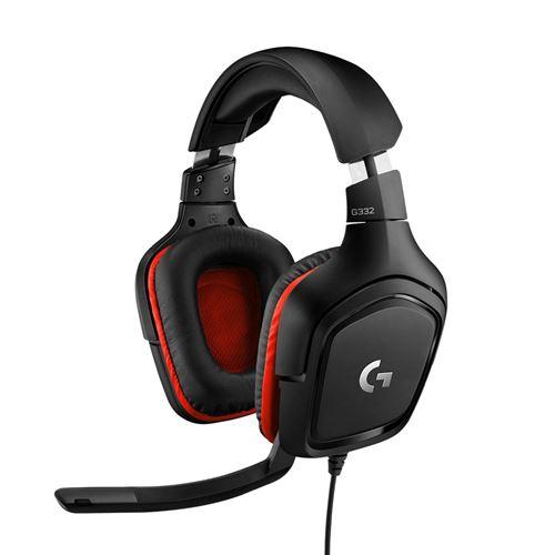 Headset gaming Logitech G332
