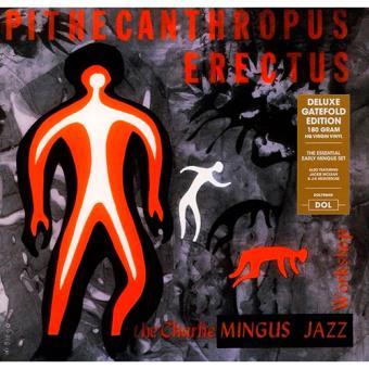 Pithecanthropus Erectus - Vinilo