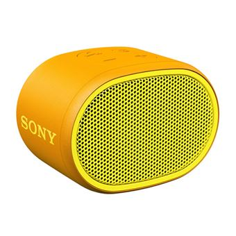 Altavoz Bluetooth Sony SRS-XB01 Amarillo