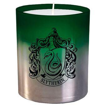 Vela vidrio Harry Potter Slytherin