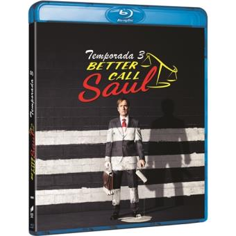 Better Call Saul  Temporada 3 - Blu-Ray