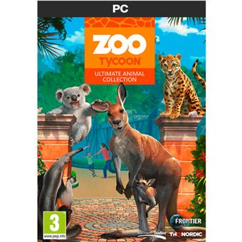 Zoo Tycoon : Ultimate Animal Collection PC