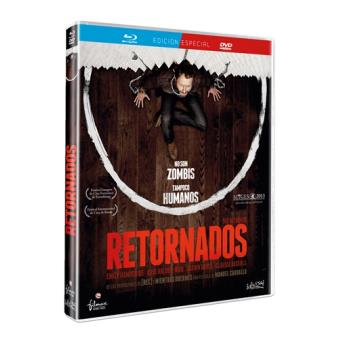 Retornados - Blu-Ray + DVD