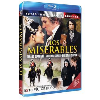 Los miserables (2000) Miniserie - Blu-Ray