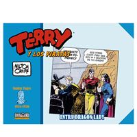 Terry y los piratas 1934-1936 (Sunday Pages)
