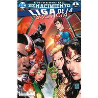 Liga de la Justicia núm. 56/ 1 - Renacimiento - 2a edición