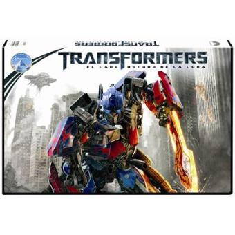 Transformers 3: El lado oscuro de la luna - DVD Ed Horizontal