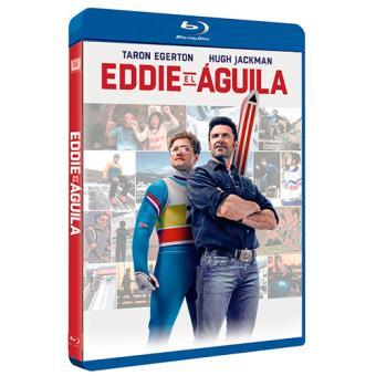Eddie el Águila - Blu-Ray