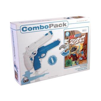 Wii Wild West Pistolas Wii Para Los Mejores Videojuegos Fnac