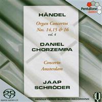 Organ concertos v.4 -sacd