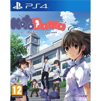 Kotodama : The 7 Mysteries of Fujisawa - PS4