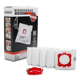 Pack 5 bolsas de aspiradora Rowenta WB3051