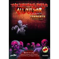 Booster Caminantes Walking Dead