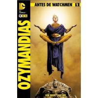 Antes de Watchmen: Ozymandias núm. 01. Grapa