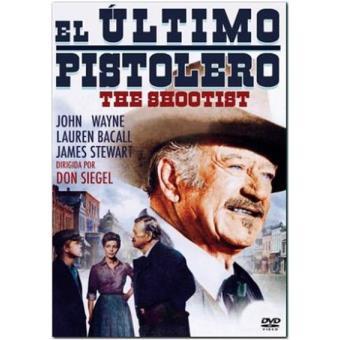 El último pistolero - DVD