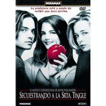 Secuestrando a la Srta. Tingle - DVD