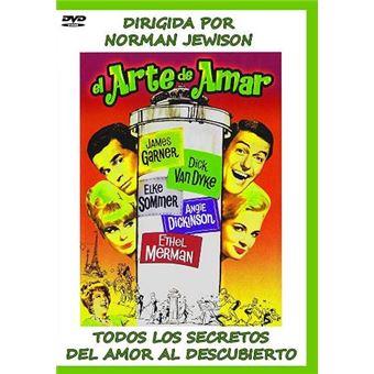 El arte de amar - DVD