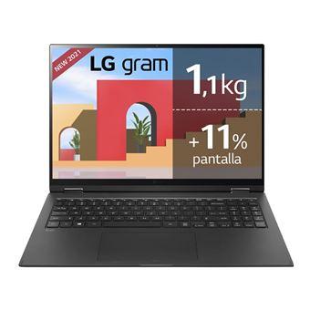 Portátil LG Gram 16Z90P-G.AD79B 16'' Negro