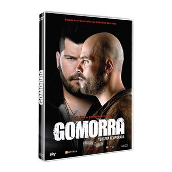 Gomorra  Temporada 3 - DVD