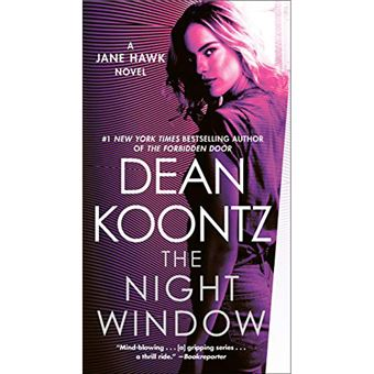 The Night Window - A Jane Hawk Novel 5