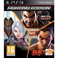 Fighting Edition: Tekken 6 + Tekken Tag Tournament 2 + Soulcalibur V PS3